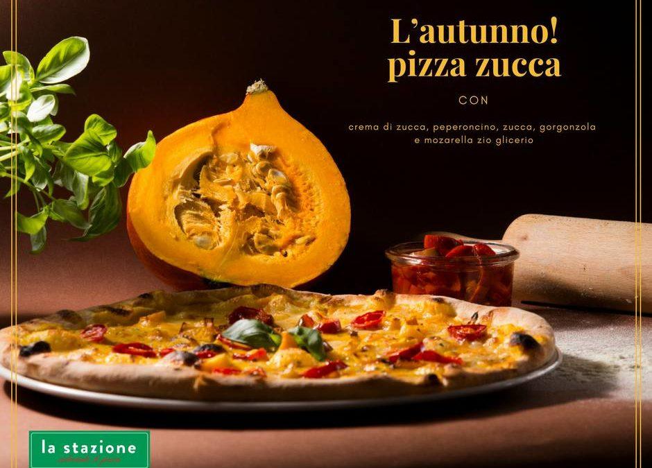 W tym sezonie Pizza Zucca