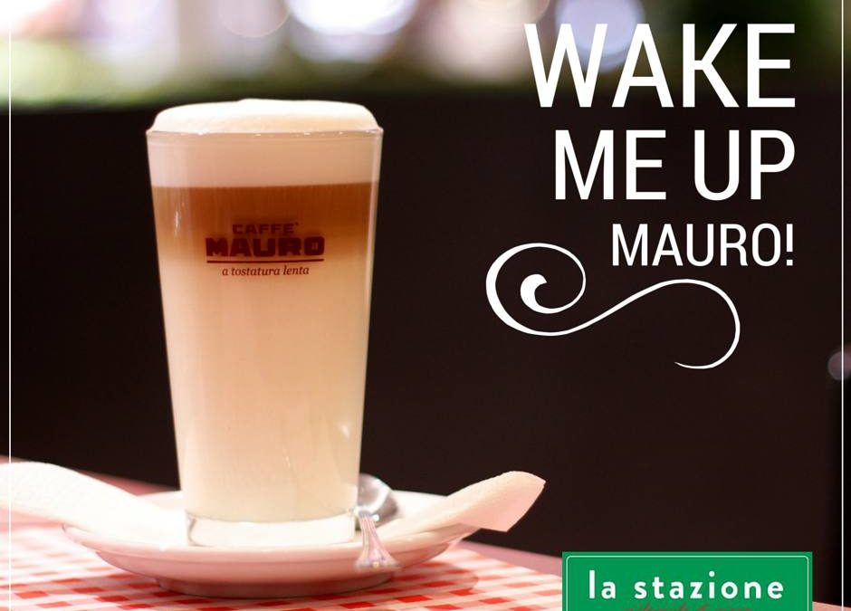 Delektuj się aromatem Mauro !