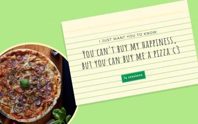 Zapraszamy na pizze