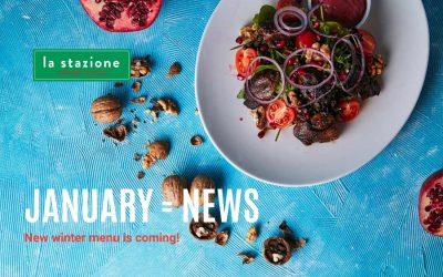 Winter news !