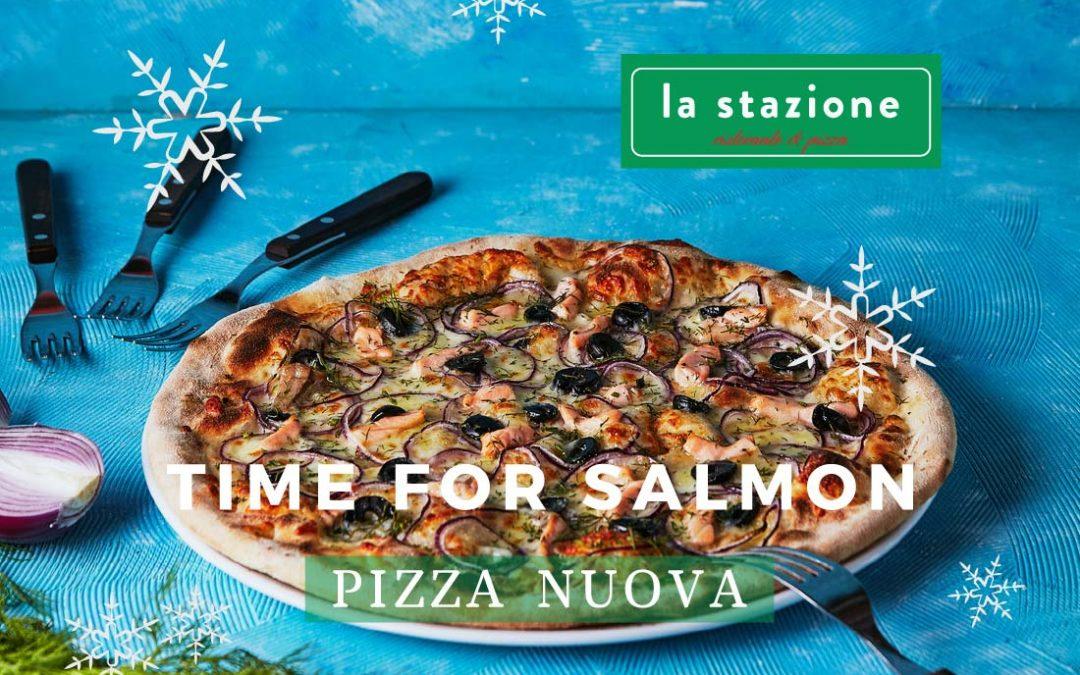 Nowa pizza!