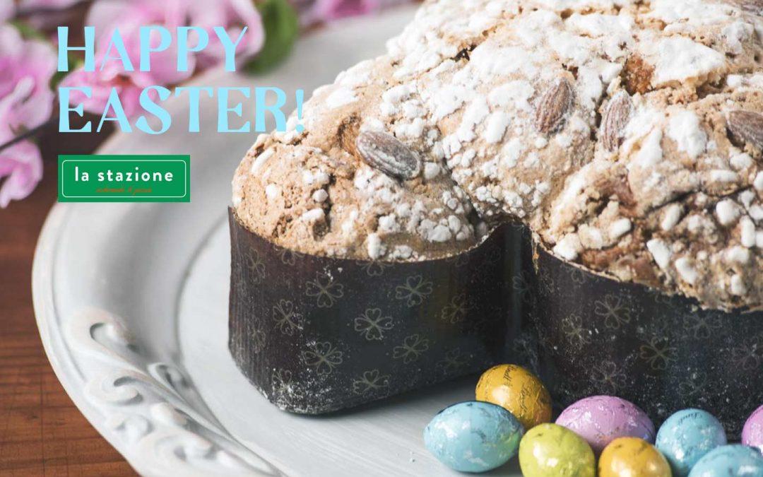 Życzymy Wesołych Świąt Wielkanocnych!