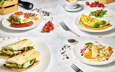 Włoskie śniadania w centrum Krakowa